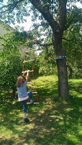 rebrík v akcii 2